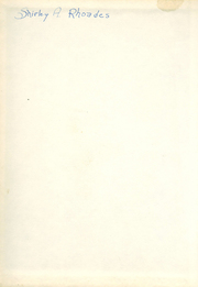 Page 2, 1960 Edition, Greenville High School - Chief Yearbook (Greenville, OH) online yearbook collection