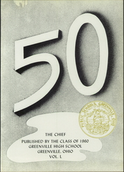 Page 5, 1960 Edition, Greenville High School - Chief Yearbook (Greenville, OH) online yearbook collection