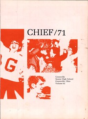 Page 5, 1971 Edition, Greenville High School - Chief Yearbook (Greenville, OH) online yearbook collection