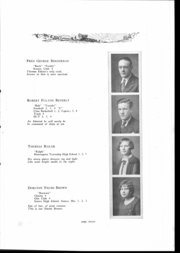 Page 12, 1929 Edition, Chillicothe High School - Arrow Yearbook (Chillicothe, OH) online yearbook collection
