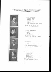 Page 13, 1929 Edition, Chillicothe High School - Arrow Yearbook (Chillicothe, OH) online yearbook collection