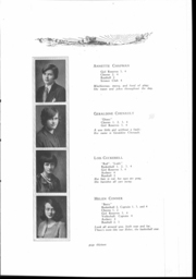 Page 14, 1929 Edition, Chillicothe High School - Arrow Yearbook (Chillicothe, OH) online yearbook collection