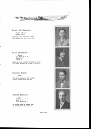 Page 16, 1929 Edition, Chillicothe High School - Arrow Yearbook (Chillicothe, OH) online yearbook collection