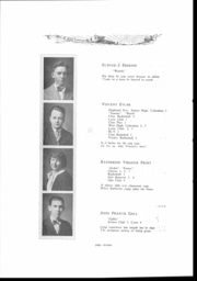 Page 17, 1929 Edition, Chillicothe High School - Arrow Yearbook (Chillicothe, OH) online yearbook collection