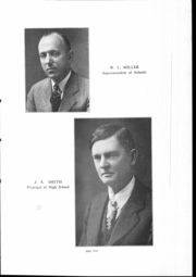 Page 6, 1929 Edition, Chillicothe High School - Arrow Yearbook (Chillicothe, OH) online yearbook collection