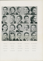Page 17, 1938 Edition, Chillicothe High School - Arrow Yearbook (Chillicothe, OH) online yearbook collection