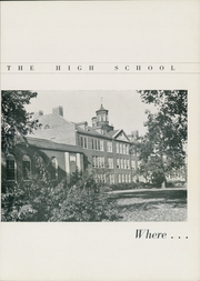 Page 5, 1938 Edition, Chillicothe High School - Arrow Yearbook (Chillicothe, OH) online yearbook collection