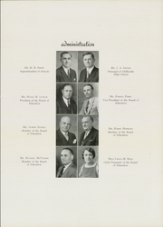 Page 15, 1939 Edition, Chillicothe High School - Arrow Yearbook (Chillicothe, OH) online yearbook collection