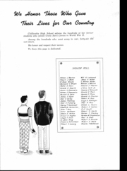 Page 8, 1947 Edition, Chillicothe High School - Arrow Yearbook (Chillicothe, OH) online yearbook collection