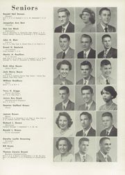 Page 15, 1951 Edition, Chillicothe High School - Arrow Yearbook (Chillicothe, OH) online yearbook collection