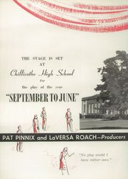Page 6, 1951 Edition, Chillicothe High School - Arrow Yearbook (Chillicothe, OH) online yearbook collection