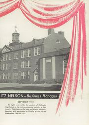 Page 7, 1951 Edition, Chillicothe High School - Arrow Yearbook (Chillicothe, OH) online yearbook collection