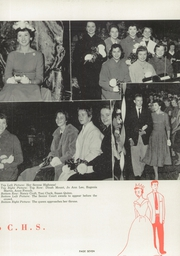Page 11, 1957 Edition, Chillicothe High School - Arrow Yearbook (Chillicothe, OH) online yearbook collection