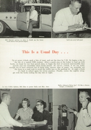 Page 14, 1957 Edition, Chillicothe High School - Arrow Yearbook (Chillicothe, OH) online yearbook collection