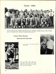 Page 110, 1962 Edition, Chillicothe High School - Arrow Yearbook (Chillicothe, OH) online yearbook collection