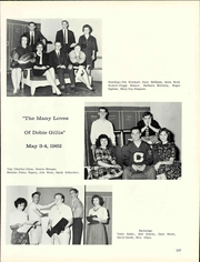 Page 123, 1962 Edition, Chillicothe High School - Arrow Yearbook (Chillicothe, OH) online yearbook collection