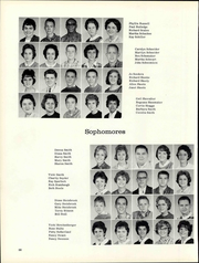 Page 72, 1962 Edition, Chillicothe High School - Arrow Yearbook (Chillicothe, OH) online yearbook collection