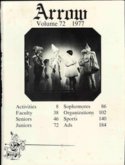 Page 7, 1977 Edition, Chillicothe High School - Arrow Yearbook (Chillicothe, OH) online yearbook collection