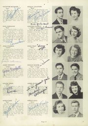 Page 14, 1949 Edition, Maple Heights High School - Maple Leaf Yearbook (Maple Heights, OH) online yearbook collection