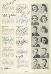Page 16, 1949 Edition, Maple Heights High School - Maple Leaf Yearbook (Maple Heights, OH) online yearbook collection