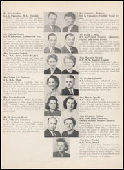 Page 11, 1950 Edition, Maple Heights High School - Maple Leaf Yearbook (Maple Heights, OH) online yearbook collection