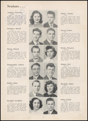 Page 13, 1950 Edition, Maple Heights High School - Maple Leaf Yearbook (Maple Heights, OH) online yearbook collection