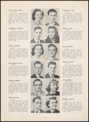 Page 14, 1950 Edition, Maple Heights High School - Maple Leaf Yearbook (Maple Heights, OH) online yearbook collection