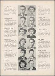 Page 15, 1950 Edition, Maple Heights High School - Maple Leaf Yearbook (Maple Heights, OH) online yearbook collection