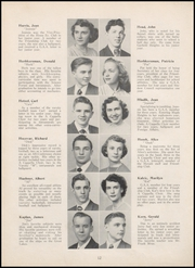 Page 16, 1950 Edition, Maple Heights High School - Maple Leaf Yearbook (Maple Heights, OH) online yearbook collection