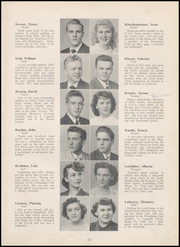 Page 17, 1950 Edition, Maple Heights High School - Maple Leaf Yearbook (Maple Heights, OH) online yearbook collection