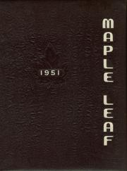 1951 Edition, Maple Heights High School - Maple Leaf Yearbook (Maple Heights, OH)