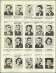 Page 10, 1951 Edition, Maple Heights High School - Maple Leaf Yearbook (Maple Heights, OH) online yearbook collection
