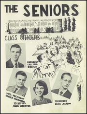 Page 11, 1951 Edition, Maple Heights High School - Maple Leaf Yearbook (Maple Heights, OH) online yearbook collection