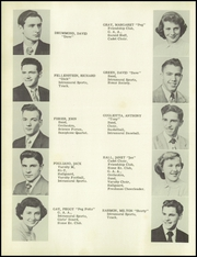 Page 14, 1951 Edition, Maple Heights High School - Maple Leaf Yearbook (Maple Heights, OH) online yearbook collection