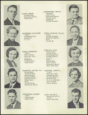 Page 15, 1951 Edition, Maple Heights High School - Maple Leaf Yearbook (Maple Heights, OH) online yearbook collection