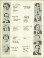 Page 16, 1951 Edition, Maple Heights High School - Maple Leaf Yearbook (Maple Heights, OH) online yearbook collection