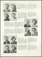 Page 15, 1953 Edition, Maple Heights High School - Maple Leaf Yearbook (Maple Heights, OH) online yearbook collection