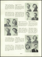 Page 16, 1953 Edition, Maple Heights High School - Maple Leaf Yearbook (Maple Heights, OH) online yearbook collection