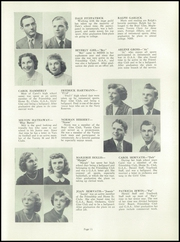 Page 17, 1953 Edition, Maple Heights High School - Maple Leaf Yearbook (Maple Heights, OH) online yearbook collection