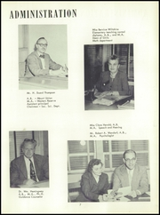 Page 11, 1954 Edition, Maple Heights High School - Maple Leaf Yearbook (Maple Heights, OH) online yearbook collection