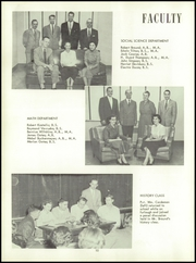 Page 14, 1954 Edition, Maple Heights High School - Maple Leaf Yearbook (Maple Heights, OH) online yearbook collection