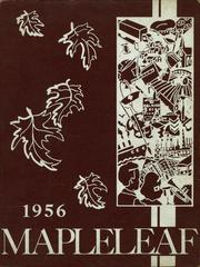 1956 Edition, Maple Heights High School - Maple Leaf Yearbook (Maple Heights, OH)