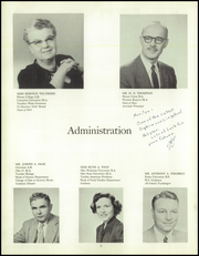 Page 12, 1958 Edition, Maple Heights High School - Maple Leaf Yearbook (Maple Heights, OH) online yearbook collection