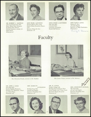 Page 15, 1958 Edition, Maple Heights High School - Maple Leaf Yearbook (Maple Heights, OH) online yearbook collection