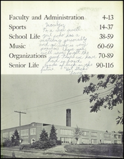 Page 7, 1958 Edition, Maple Heights High School - Maple Leaf Yearbook (Maple Heights, OH) online yearbook collection