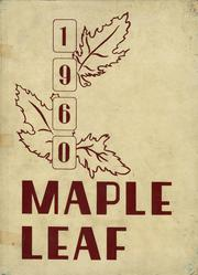 1960 Edition, Maple Heights High School - Maple Leaf Yearbook (Maple Heights, OH)