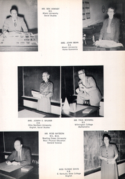 Page 15, 1953 Edition, Xenia High School - Cen Sen Yearbook (Xenia, OH) online yearbook collection