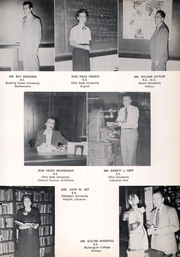 Page 17, 1953 Edition, Xenia High School - Cen Sen Yearbook (Xenia, OH) online yearbook collection