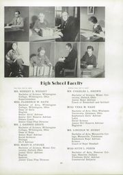 Page 14, 1938 Edition, Anderson High School - Andersonian Yearbook (Cincinnati, OH) online yearbook collection