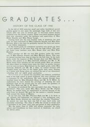 Page 17, 1940 Edition, Anderson High School - Andersonian Yearbook (Cincinnati, OH) online yearbook collection
